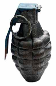 Fragmentation Grenade Mark II