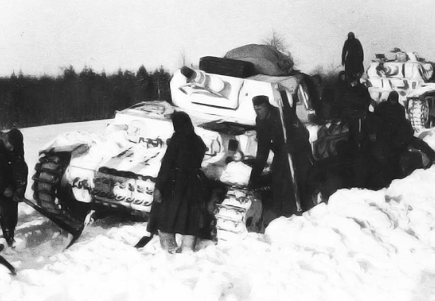 Panzer IV Panzer4modf1