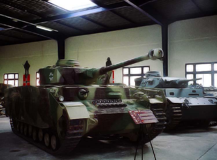 Quel est votre char allemand préféré?