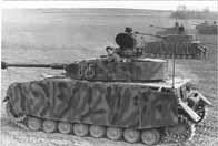 Panzer IV à Koursk