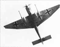"Junkers 87G ""Stuka"", équipé de canons de 37 mm antichars"