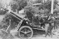 Artillerie allemande