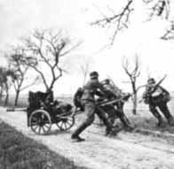 Troupes allemandes