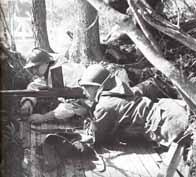 Soldats français à Narvik