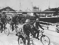 Soldats allemands en Norvège
