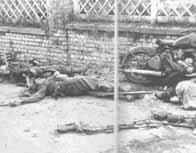 Soldats britanniques tués