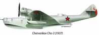 Chetverikov Che-2 en 1937