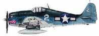 Grumann F6F Hellcat (1942)
