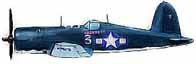 Vought F4U Corsair (1940)