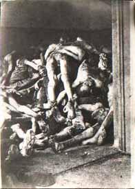 Le camp de Buchenwald
