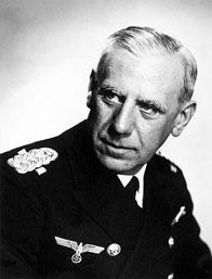 L'amiral Wilhelm Canaris