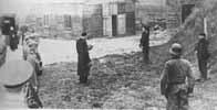 Deux résistants de Rochefort vont être fusillés au champ de tir de Chef-de-Baie, en novembre 1941