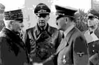 Philippe Pétain à Montoire