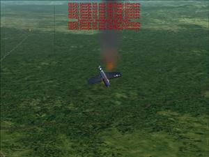 Screenshot de Combat Flight Simulator 2 : WW II Pacific Theater