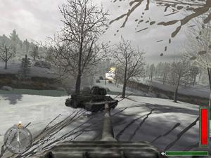 Screenshot de Call of Duty