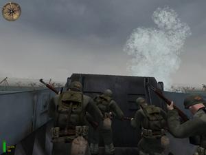 Screenshot de Medal of Honor