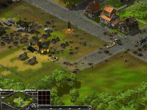 Screenshots de Sudden Strike