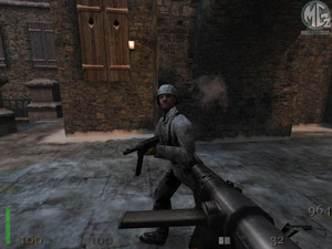 Screenshot de Return to Castle Wolfenstein