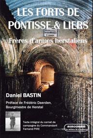 Le livre Les Forts de Pontisse & Liers