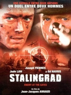 dvd du film stalingrad